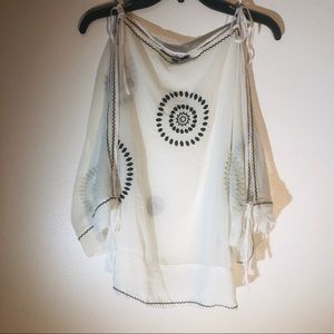 Love Stitch blues boho-sz S